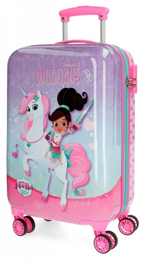 2341461 maleta infantil  unicorns nella