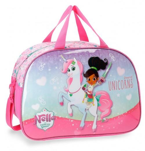 2343261 bolsa de viaje 40 cm unicorns nella