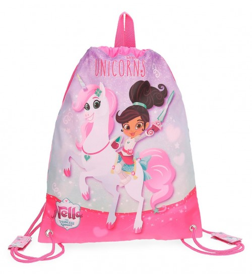 2343761 bolsa de merienda unicorns nella