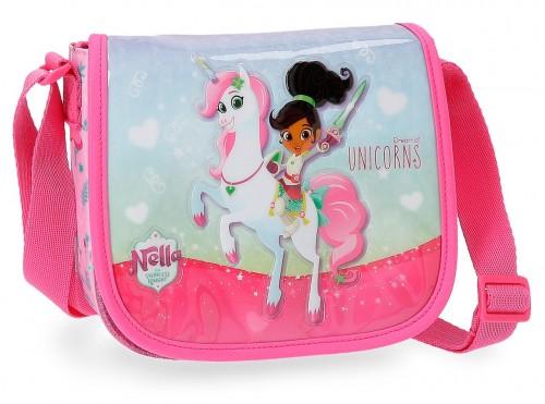 2345461 bolso bandolera con solapa unicorns nella