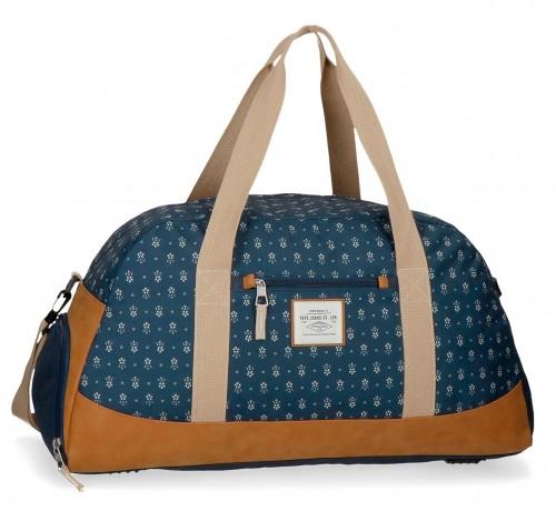 6233661 bolsa de viaje pepe jeans carola azul