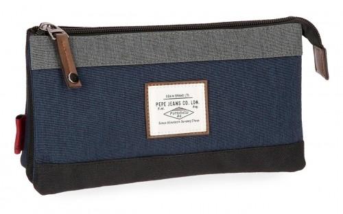 6244361 portatodo triple pepe jeans roy azul
