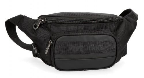 7357161 riñonera pepe jeans bromley negra