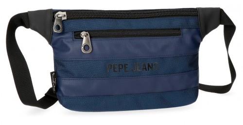 7357362 bandolera pepe jeans bromley azul
