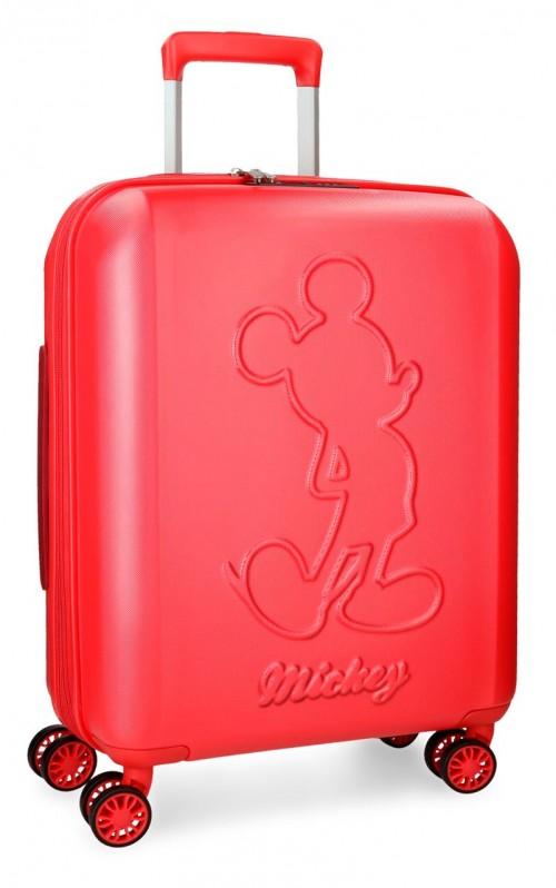 3418661 trolley de cabina mickey premium rojo