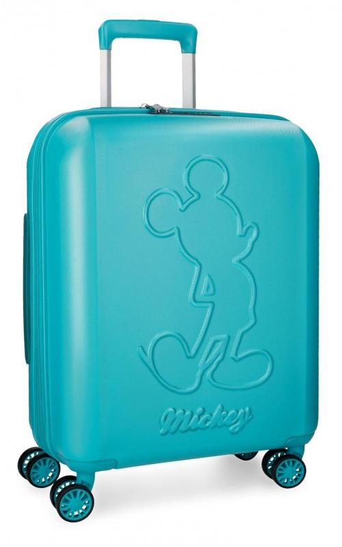 3418662 trolley cabina mickey premium turquesa