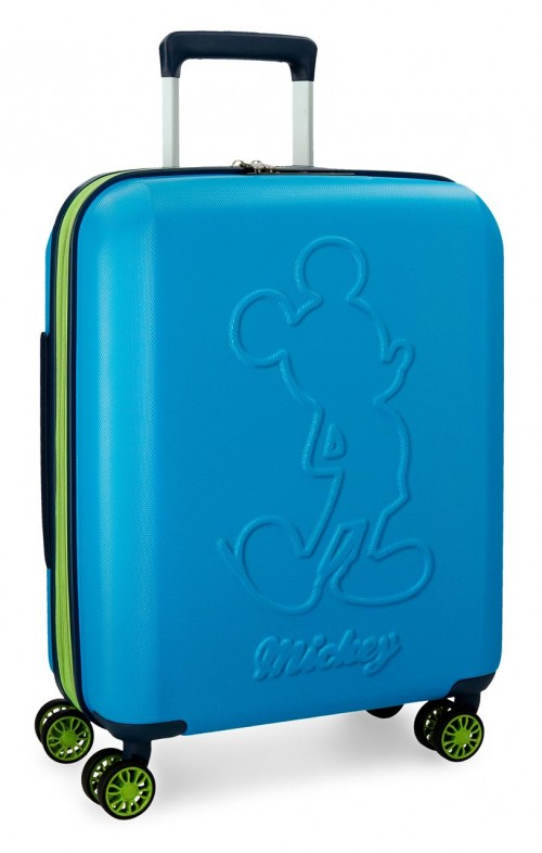 3428662 maleta cabina mickey colored azul