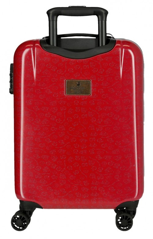 3491461 maleta de cabina gorjuss little red trasera