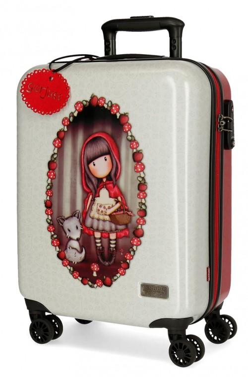 3491461 maleta de cabina gorjuss little red