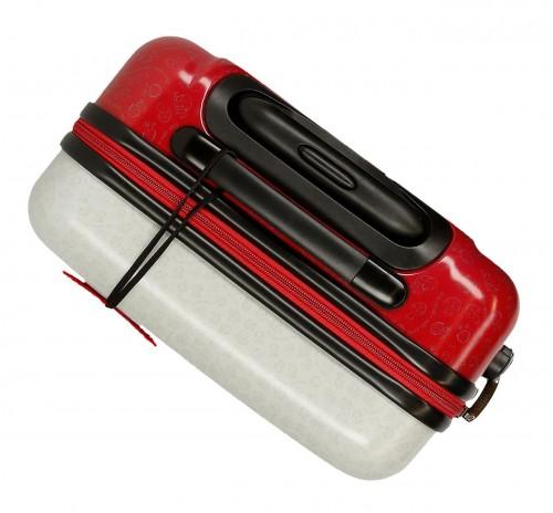 3491461 maleta de cabina gorjuss little red vista superior