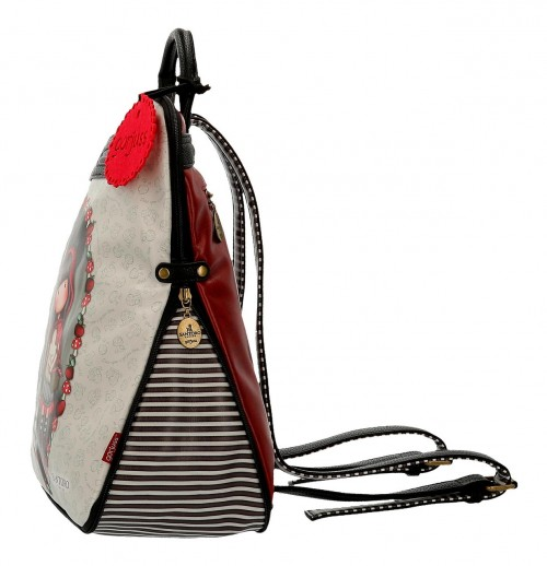 3492261 mochila 38 cm gorjuss little red lateral 2