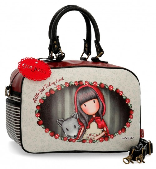 3493061 bolsa de viaje 37 cm gorjuss little red