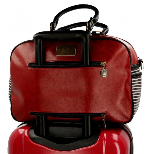 3493061 bolsa de viaje 37 cm gorjuss little red adaptable a trolley