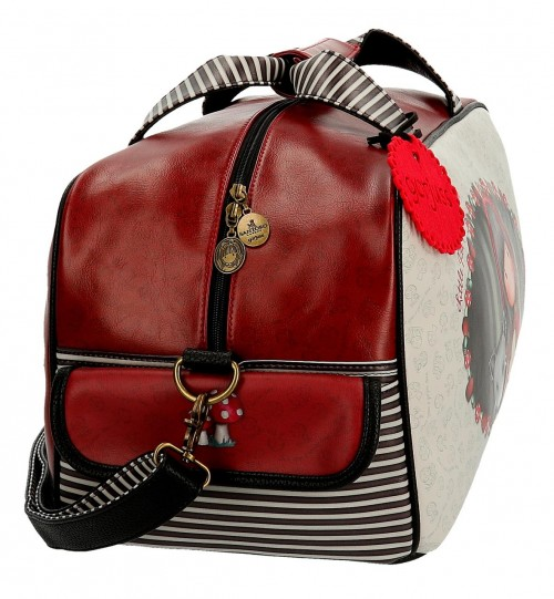 3493361 bolsa de viaje 45 cm gorjuss little red lateral