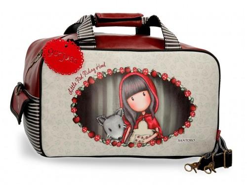 3493361 bolsa de viaje 45 cm gorjuss little red