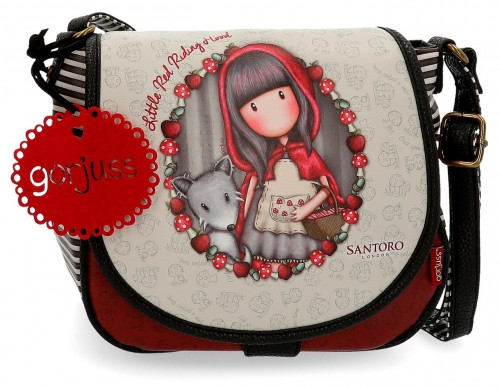 3495461 bandolera con solapa gorjuss little red