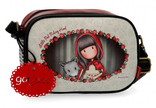 3495661 bolso bandolera gorjuss little red