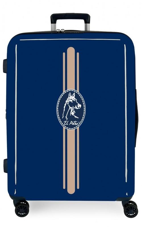 5099421 maleta mediana expandible el potro galán-frisión