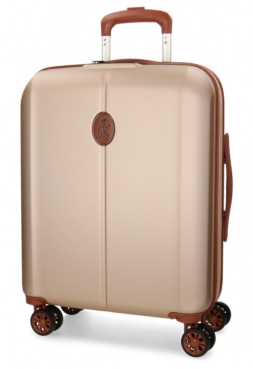 5738663  maleta cabina el potro ocuri color  champagne