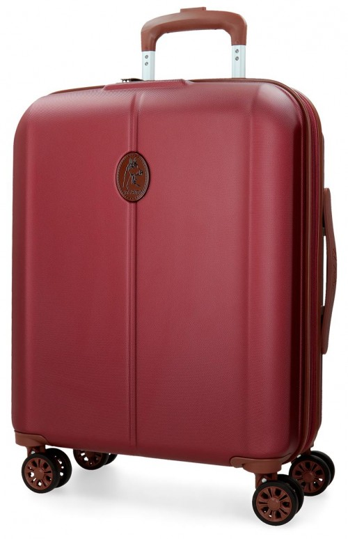 5738664 maleta cabina el potro ocuri color rojo