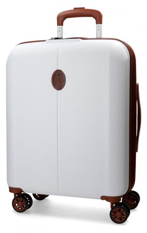 5738665 maleta cabina el potro ocuri color blanco