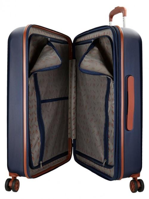 5738861 maleta mediana el potro ocuri color azul interior