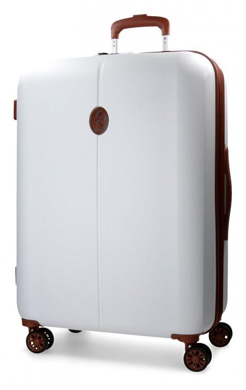 5738865 maleta mediana el potro ocuri color blanco