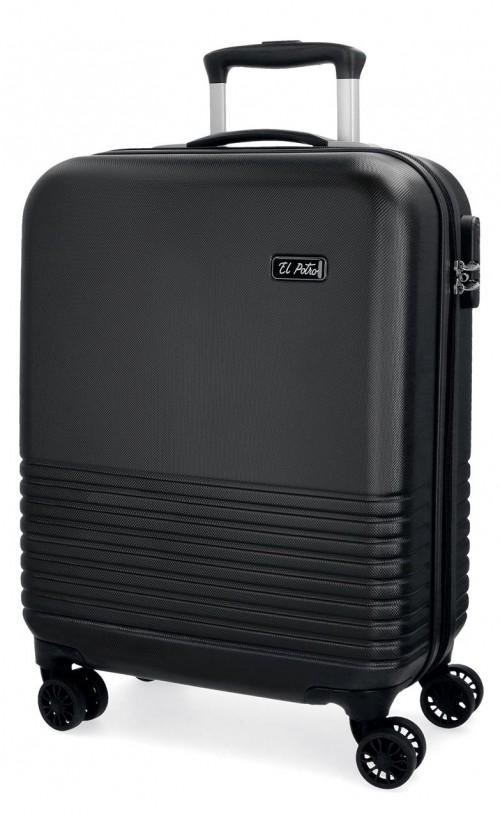 5749161 maleta cabina 4 ruedas do les el potro ride negro
