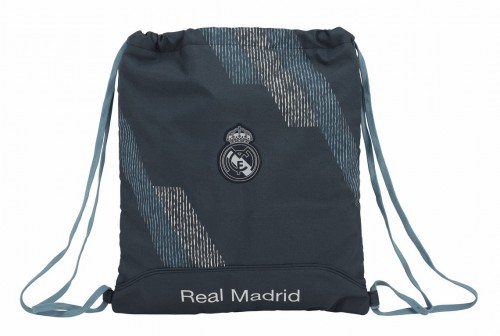 611834196 saco de cuerdas real madrid dark grey