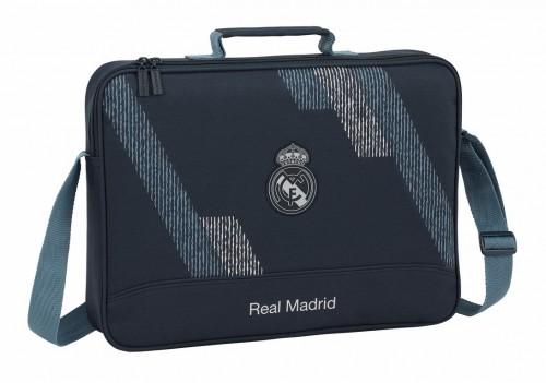 611834385 cartera extraescolar real madrid dark grey