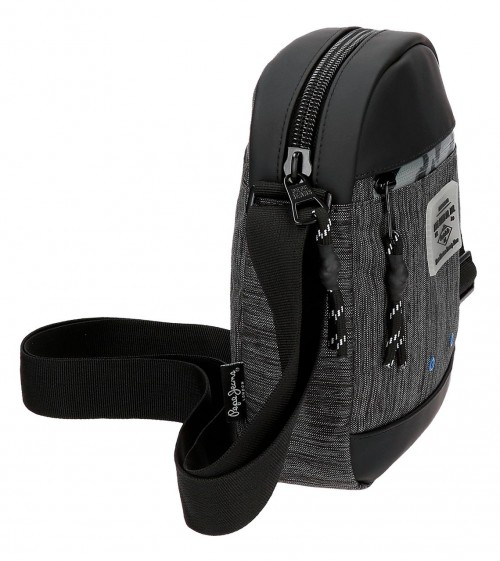 7615461 bandolera 22 cm pepe jeans raw lateral