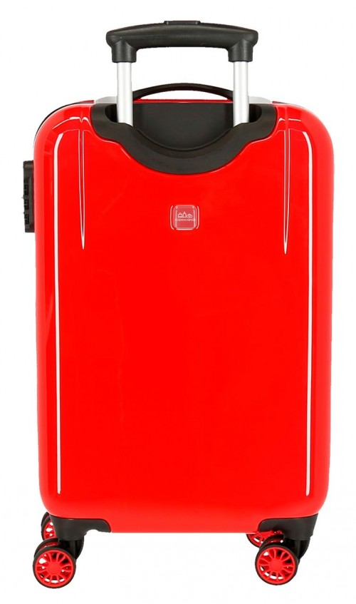 2391461 maleta cabina 4 ruedas joy mickey  trasera