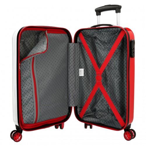 2391461 maleta cabina 4 ruedas joy mickey  interior