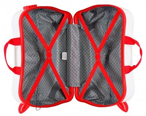 2399961 maleta infantil 50 cm 4 ruedas joy mickey interior