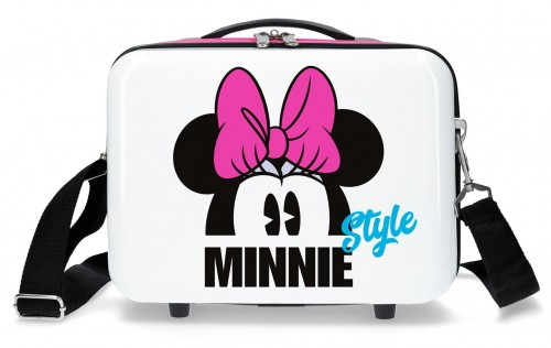 3663965 neceser adaptable y bandolera minnie