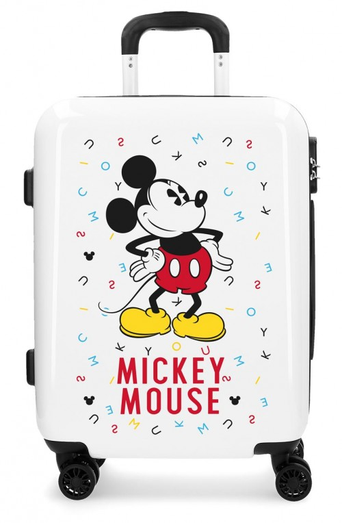 3668761 trolley cabina mickey mouse style