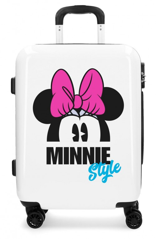3668765 maleta cabina low cost minnie style