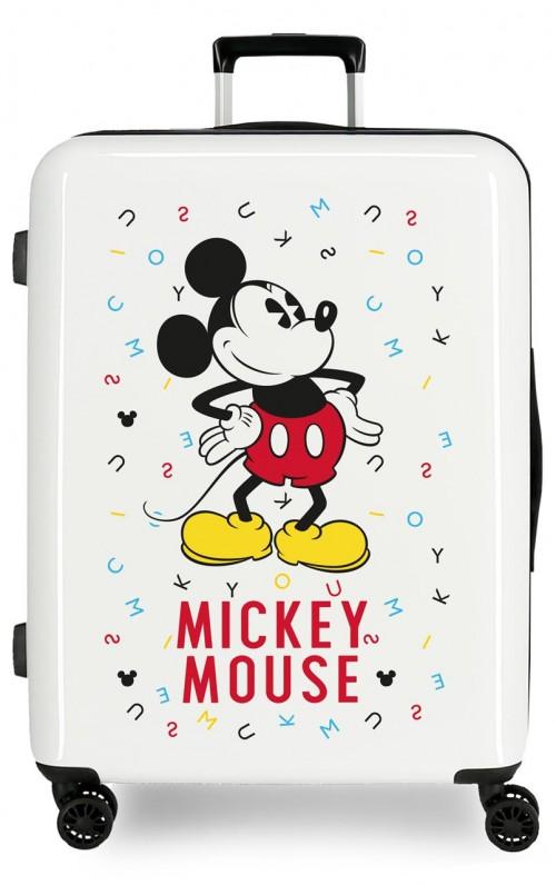3669461 maleta mediana mickey style