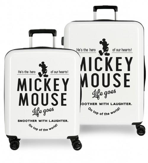 3669762 juego maletas mickey mouse style
