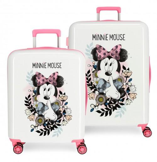 3669764 juego maletas cabina y mediana minnie style