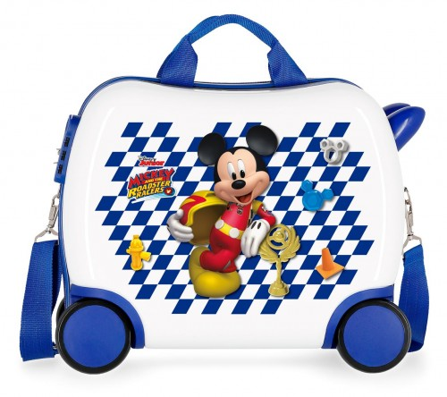 4641061 maleta infantil 4 ruedas mickey good mood