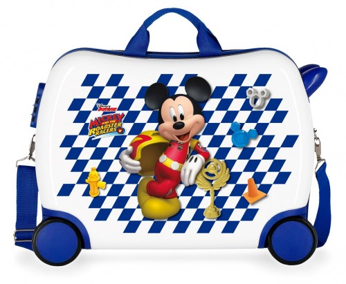 4649961 maleta infantil 50 cm good mood mickey