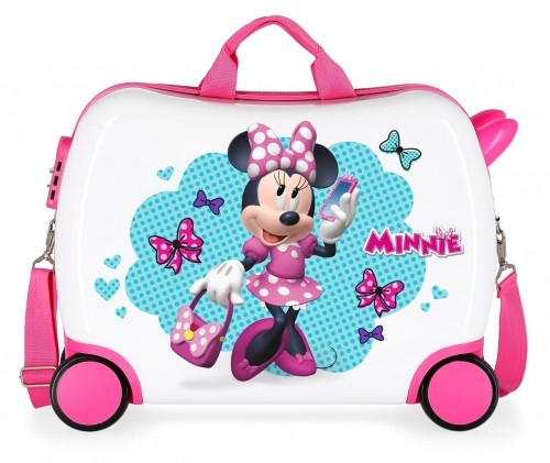 4649962 maleta infantil 50 cm good mood minnie