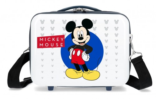 4683962  Neceser adaptable  Mickey Enjoy the Day Blue