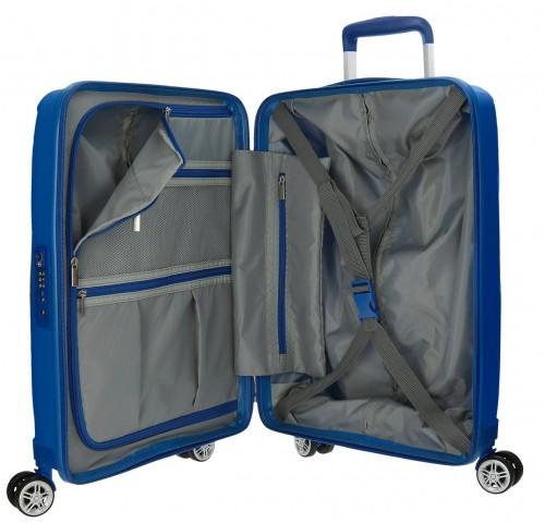 5889164 maleta de cabina movom fuji azul interior