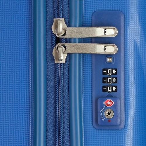 5889164 maleta de cabina movom fuji azul cerradura tsa