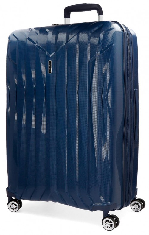5889362 maleta movom grande fuji azul marino en polipropileno