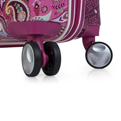 130350 maleta de cabina skpa t liubliana ruedas dobles