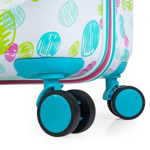 130450 maleta de cabina skpa t lisboa  ruedas dobles