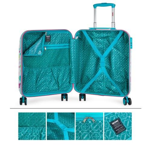130450 maleta de cabina skpa t lisboa interior